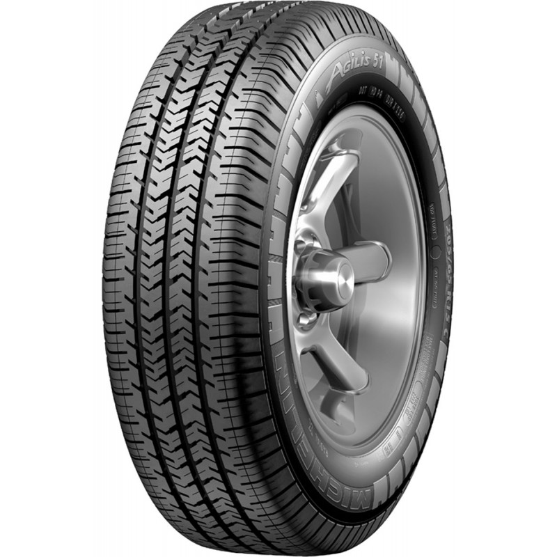 205/65 R16C Michelin Agilis 51 Б\У Летняя 25-35%