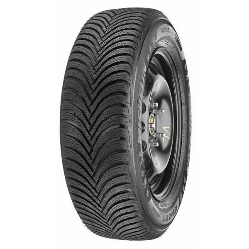 195/55 R16 Michelin Alpin 5 Б\У Зимняя 25-35%