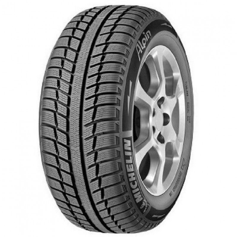 185/60 R15 Michelin Alpin A3 Б\У Зимняя 25-35%
