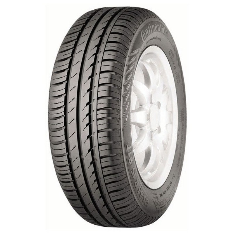 155/65 R14 Continental ContiEcoContact 3 Б\У Летняя 25-35%