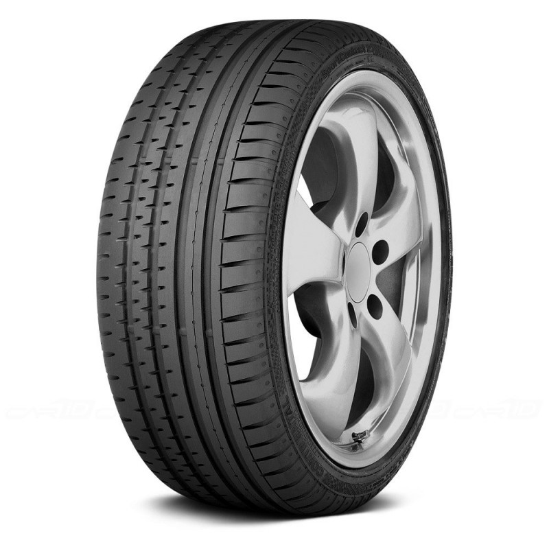 205/40 R17 Continental ContiSportContact 2 Б\У Летняя 10-15%