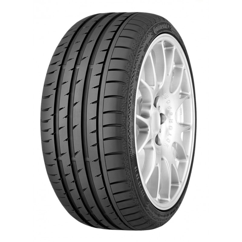 205/45 R17 Continental ContiSportContact 3 Б\У Летняя 10-15%