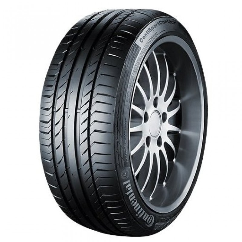 225/45 R19 Continental ContiSportContact 5 P Б\У Летняя 25-35%