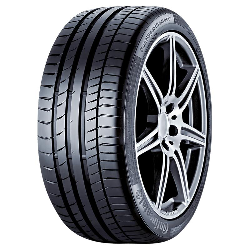 245/35 R20 Continental ContiSportContact 5 Б\У Летняя 25-35%