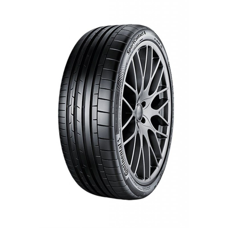 245/35 R20 Continental ContiSportContact 6 Б\У Летняя 10-15%