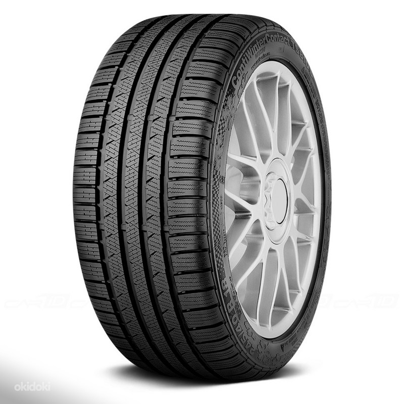 255/40 R19 Continental ContiWinterContact TS 810 Sport Б\У Зимняя 10-15%