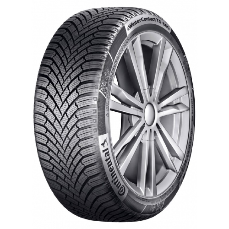 195/55 R16 Continental ContiWinterContact TS 860 Б\У Зимняя 10-15%