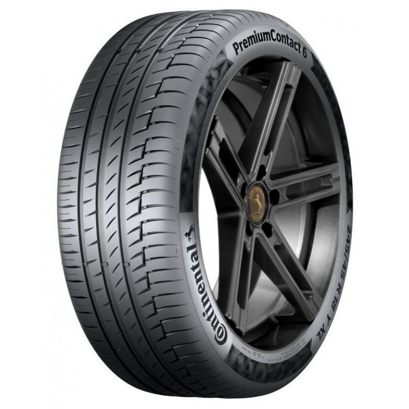 205/45 R17 Continental PremiumContact 6 Б\У Летняя 10-15%