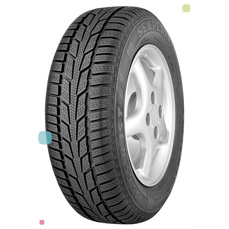 225/40 R18 Semperit Speed-Grip Б\У Зимняя 25-35%