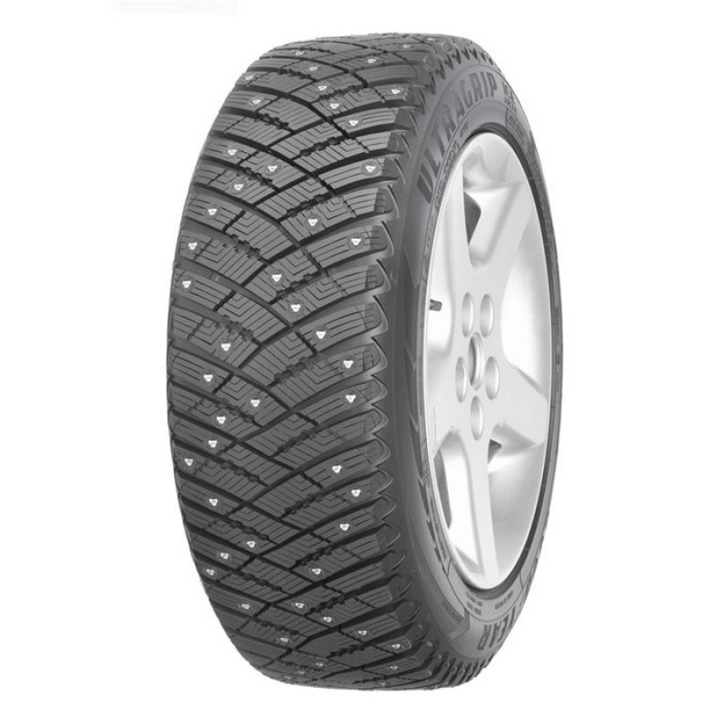 195/55 R16 Goodyear Ultra Grip Ice Arctic Б\У Зимняя ШИП 25-35%