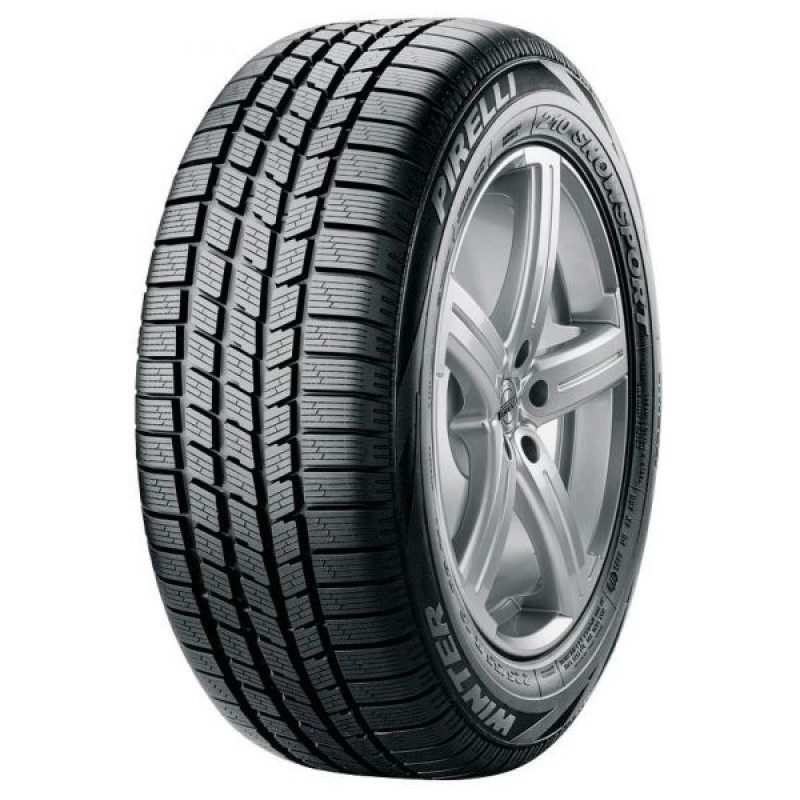 195/50 R16 Pirelli Winter 210 Snowsport Б\У Зимняя 25-35%