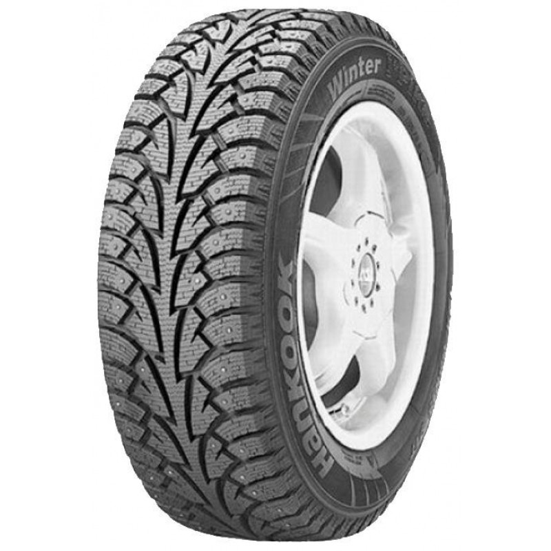 185/65 R15 Hankook Winter I PIKE W409 Б\У Зимняя ШИП 25-35%